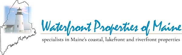 Waterfront Property for Sale in Maine