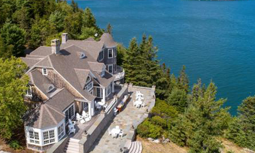 All About Buying a Waterfront Property at Maine